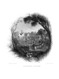 Thomas Moore Home Giclee Print by Thomas Creswick
