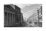 Stamford Street Giclee Print by Thomas H Shepherd