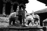 Nepal Patan Photographic Print by Valentine Evans