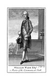 William Wade Giclee Print by Thomas Gainsborough