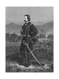 American Officer's Dress Giclee Print by Thomas Nast