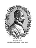 Pontus de Thiard Premium Giclee Print by Thomas de Leu