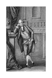 William Dawson, of Bath Giclee Print by Thomas Hickey