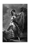 Giovanna Baccelli Giclee Print by Thomas Gainsborough