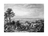 Siege of Lille 1667 Giclee Print