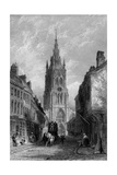 Newark, Nottinghamshire Giclee Print by Thomas Allom