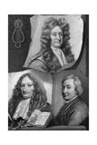 John Dryden Evans Giclee Print by William Evans