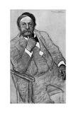 Elihu Vedder Giclee Print by William Sergeant Kendall