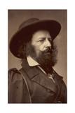 Alfred Tennyson Giclee Print