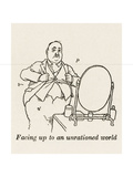 End to Rationing Giclee Print by William Heath Robinson