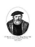 Hubert Moret Premium Giclee Print by Wenzel Hollar