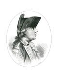 John Burgoyne, Whymper Giclee Print