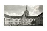 Paris, France - Invalides Giclee Print by W. Taylor