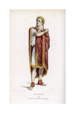 Nero (Racine) Giclee Print
