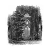 Tintern, Nave, 1850 Giclee Print