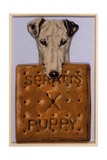 Advert for Spratts Dog Biscuits Giclee Print