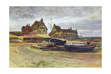 Wessex, Bridport 1906 Giclee Print by Walter Tyndale