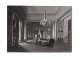 Athenaeum Drawing Room Giclee Print by W. Taylor