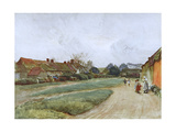 Dorset, Wool, Wellbridge Giclee Print by Walter Tyndale