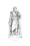 Admiral Suffren Giclee Print