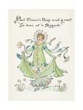 Leucanthemum Vulgare Giclee Print by Walter Crane