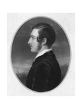 Prince Albert (1819-61) Giclee Print by William Holl the Younger