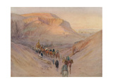 Holy Carpet Returns Giclee Print by Walter Tyndale