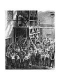 Bells for Christ Church, Boston, Massachusetts Giclee Print by Winslow Homer