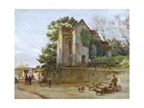 Wessex, Wareham, Anglebury Premium Giclee Print by Walter Tyndale