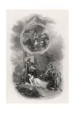 Play, King Lear Giclee Print