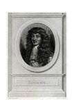 Louis XIV - King of France Giclee Print