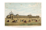 Exhibition London 1862 Giclee Print