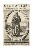Ignatius Theophorus Giclee Print