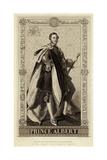 Prince Albert (1819-61) Giclee Print