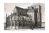Paris, France - Notre-Dame Giclee Print