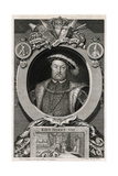 King Henry VIII Giclee Print