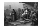 Charlemagne's Capitular Giclee Print