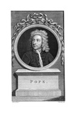 Alexander Pope Giclee Print