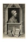 John Gower, English Poet Giclee Print
