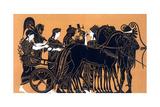 Herakles - Apotheosis Giclee Print