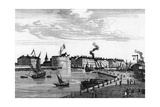 France Le Havre Giclee Print