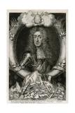 James II, after Kneller Giclee Print