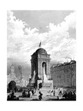 Paris, France - Fontaine Des Innocents Giclee Print