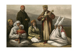 Kyrgyz and Brides Giclee Print
