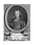 Chas. Joachim Colbert Premium Giclee Print