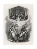 Play, Henry VIII Giclee Print