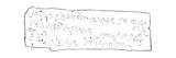 Marie Antoinette Note Giclee Print