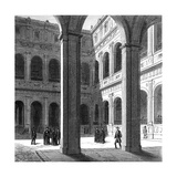 Paris, France - Conseil D'Etat, in Port-Royal Giclee Print