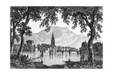 France Grenoble Giclee Print