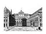 Paris, France - Palais de Justice Giclee Print